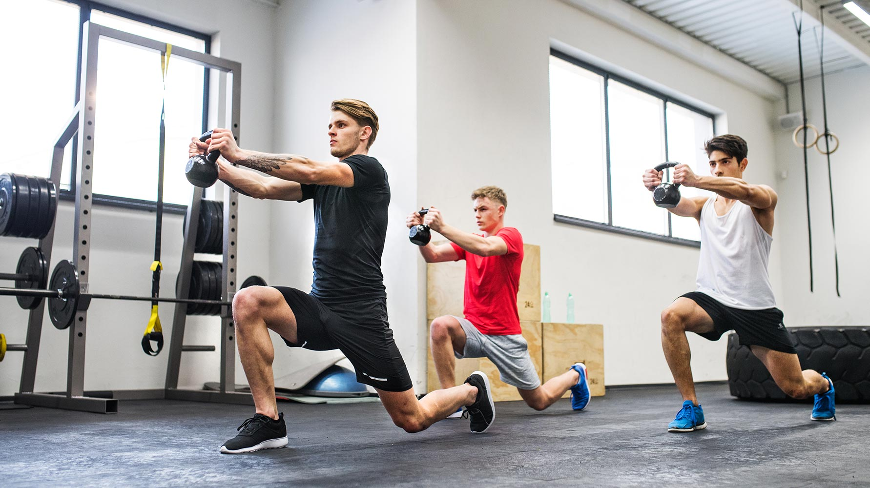 Kettlebell Lunges: Benefits, Variations & How To Do Them
